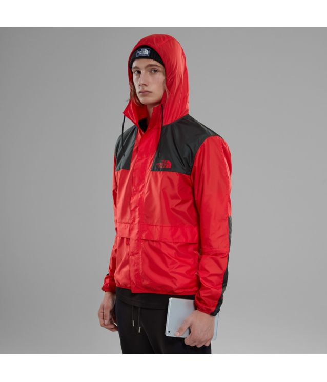 Tnf Veste Mountain 1985 Seasonal Celebration Tnf Red/Tnf Black Pour Homme