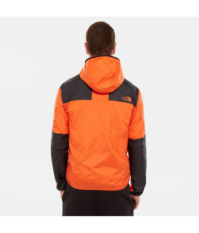 Tnf Veste Mountain 1985 Seasonal Celebration Persian Orange Pour Homme