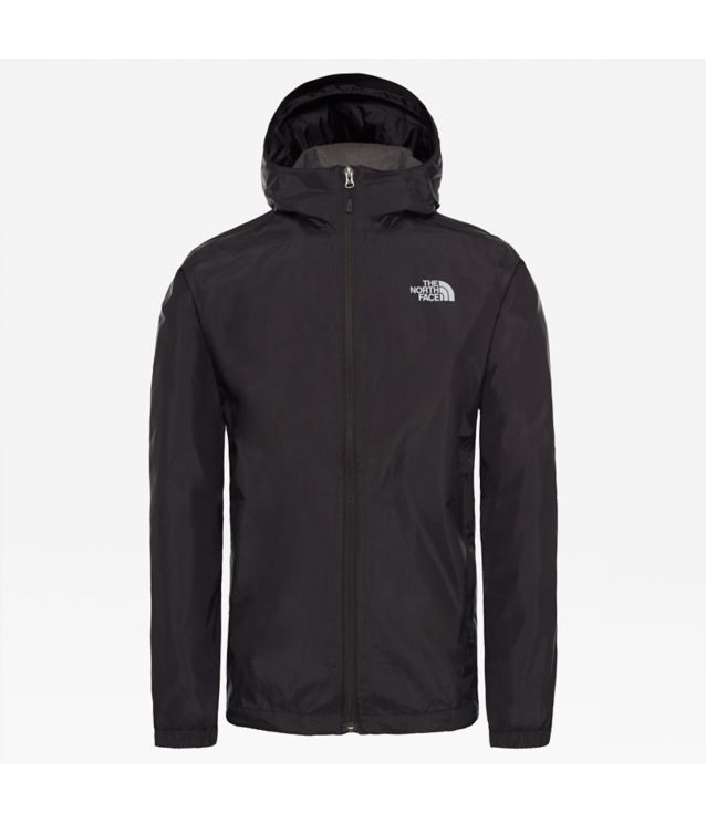 Tnf Veste New Peak 2.0 Tnf Black/High Rise Grey Pour Homme