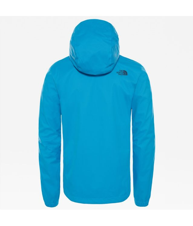 Tnf Veste New Peak 2.0 Blue Aster Heather Pour Homme