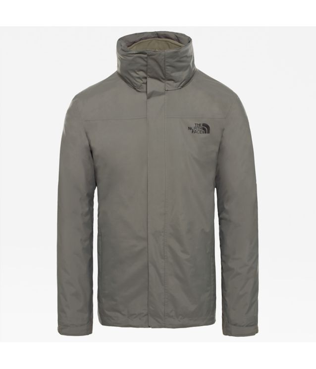 Tnf Veste Original Triclimate® 2 Fusebox Grey/Tnf Black Pour Homme