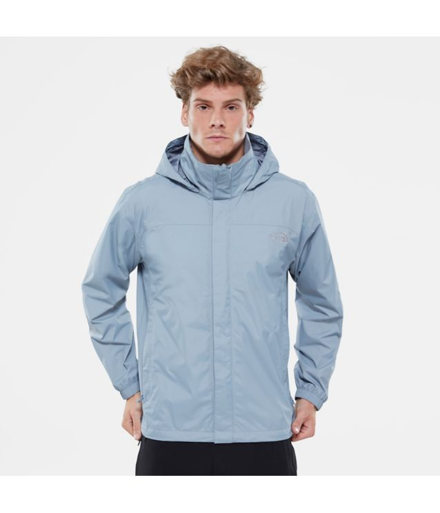 Tnf Veste Resolve Mid Grey/Mid Grey Pour Homme