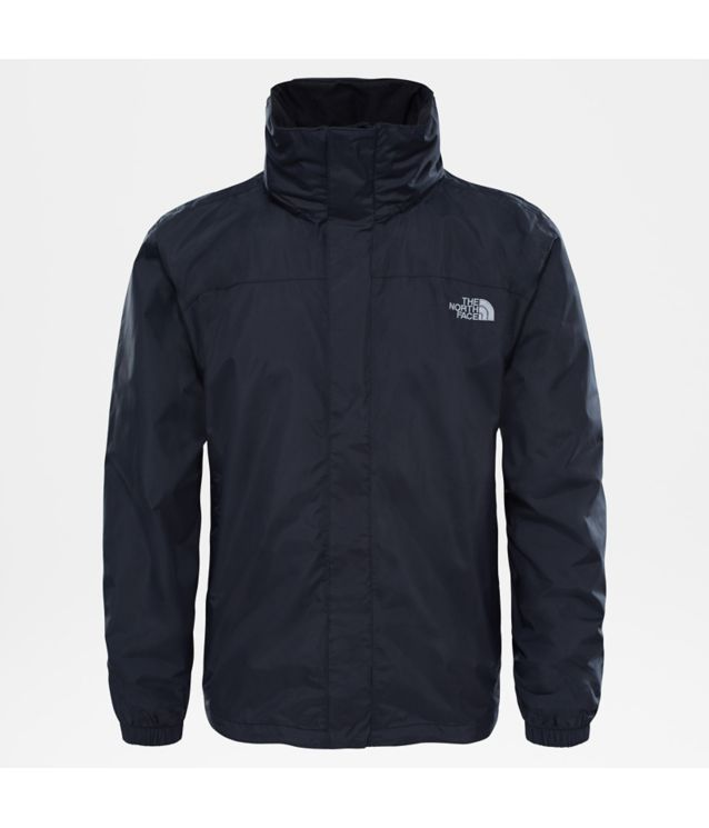 Tnf Veste Resolve Tnf Black/Tnf Black Pour Homme