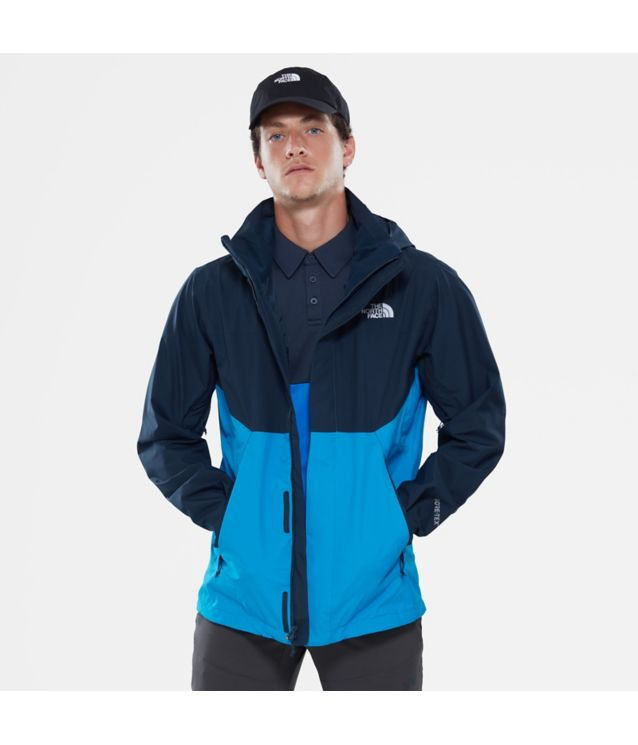 Tnf Veste Shell Mountain Light Ii Urban Navy Pour Homme